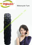 Neumático resistente de alta temperatura estupendo de la motocicleta