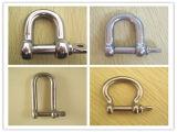 ヨーロッパのタイプステンレス鋼Deeの316/304個の手錠