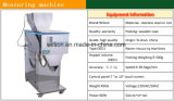 Máquina de empacotamento automática secada do alimento granulado dos grânulo do alho