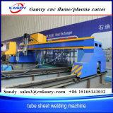 Prezzo di smussatura della tagliatrice della fiamma del plasma di CNC del cavalletto di montaggio di metallo