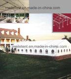 500 povos gostam do famoso do banquete de casamento da barraca de Europa