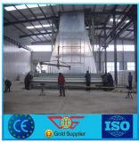 Charca de pescados impermeable del HDPE del estándar de ISO 1.5m m Geomembrane