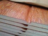 grão de madeira Sandwichpanel de 16mm para o material de construção
