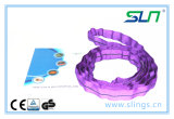 Synthetische Faser-endloser Typ, der ringsum Riemen (1T, anhebt)
