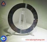 Alto papel y oropel del acero de tungsteno de la dureza que cortan la lámina superior de la circular de la cortadora