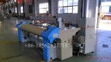 Tear do jato do ar da maquinaria de matéria têxtil do Saree com o compressor de ar independente