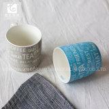 Tasse drôle colorée 13oz de thé du logo du propriétaire