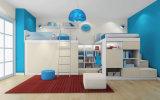 Italian Home Melamine Kids Bed Conjunto de móveis de quarto (et-009)