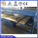 Freno idraulico della pressa del contenitore di vaschetta di CNC W62Y-5X2500, macchina piegante idraulica