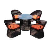옥외 테이블 및 의자 등나무 옥외 가구 Z385