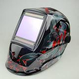 Super grande área de visualização Auto-Darkening capacete de soldagem MARCAÇÃO ANSI