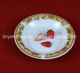 Piatto di ceramica all'ingrosso dell'insieme di pranzo della Cina