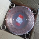tipo flexible L tubo de los 50FT del cobre de la refrigeración
