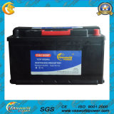 BACCANO Standard Mf Car Battery 60038mf 12V100ah dell'automobile con High CCA Car Battery Factory Manufacturers