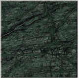 高品質のインドの緑の大理石のタイル