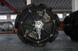 Sts操作のための空気のゴム製フェンダーを浮かべるDnvの証明