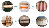 Folha de cobre lateral dobro de Polised como materiais da bateria de lítio