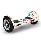 10 pouces plus grand pneu à deux roues Smart Scooter Drift Skateboard Support OEM (S3604-C10))