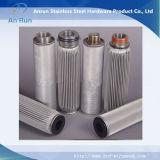 Цилиндр фильтра нержавеющей стали верхнего качества для фильтров воды