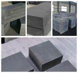 Elevata purezza e blocchetto ad alta densità della grafite di pressatura isostatica