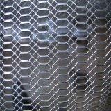 알루미늄에 의하여 확장되는 다이아몬드 망사형 화면