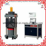 Wty-S1000 Machine de test de résistance à la compression numérique en béton numérique