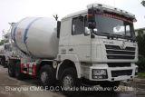 Euro III van Shacman F3000 met de Vrachtwagen van de Concrete Mixer van de Motor Weichai