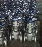 De Wcb Van een flens voorzien Klep van de Poort ASTM 150lb Z41h-150lb