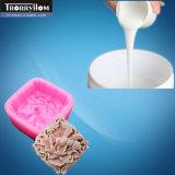 La fabbricazione della muffa Aggiunta-Cura il silicone per la fabbricazione delle muffe del sapone