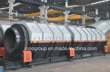 tela do cilindro 1HSD1512A giratório para o recicl do metal/Msw