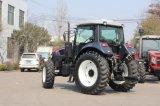 Trator agrícola grande 145HP 4WD com alta qualidade