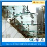 Top Glass Manufactures Vidro de segurança laminado claro e matizado de 6,38 mm