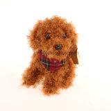 Cute Fluffy Plush Dog Stuffed Toy Animal Plush Supplier