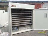 Machine automatique de Hatcher d'incubateur d'oeuf de caille avec les pièces de rechange