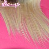 Reto frontal do laço do cabelo 13X4 1b/613# Blone do Virgin