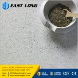 フロアーリングまたは台所またはホームデザインのための磨かれた白くか黒くまたは黄色または灰色の水晶石のタイル