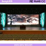 P2.5 schermo di colore completo LED per la parete mobile esterna dell'interno della parte posteriore della fase