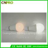 Patente Pendiente bombilla LED inteligente con 7W LED de iluminación de emergencia