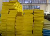 중국 제조자에 의하여 주문을 받아서 만들어지는 색깔 EVA 거품 장