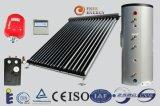 chauffe-eau solaire système certifié avec la norme EN12976