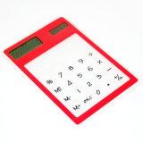 Poche de haute qualité de la carte de crédit calculatrice solaire pour la vente