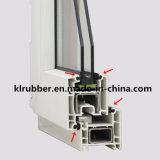 Прокладка уплотнения стеклянной ненесущей стены EPDM резиновый