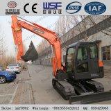 Escavadeira hidráulica China New Mini Crawler com Certificado ISO9001