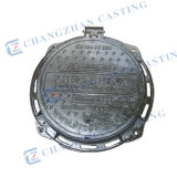 O ferro Ductile redondo Manhloe cobre En124