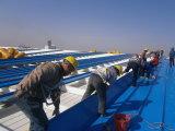 Feuille de toiture en acier pour atelier de structure en acier à grande portée (ZY227)