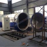2650X5000mmの炭素鋼のガラス薄板になるオートクレーブ(SN-BGF2650)
