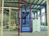 La pulvérisation de plastique pour le convoyeur à rouleaux de convoyeur