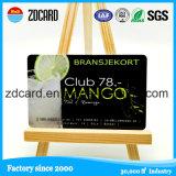 공장 가격을%s 가진 PVC 사례금 카드를 인쇄하는 우수한 플라스틱 선물 카드