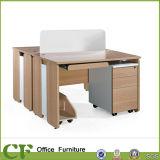 Стол изучения таблицы компьютера мебели школы домашнего офиса деревянный