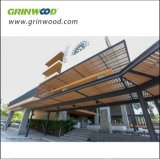 木製のプラスチック合成の建築材料の装飾的な木ずり